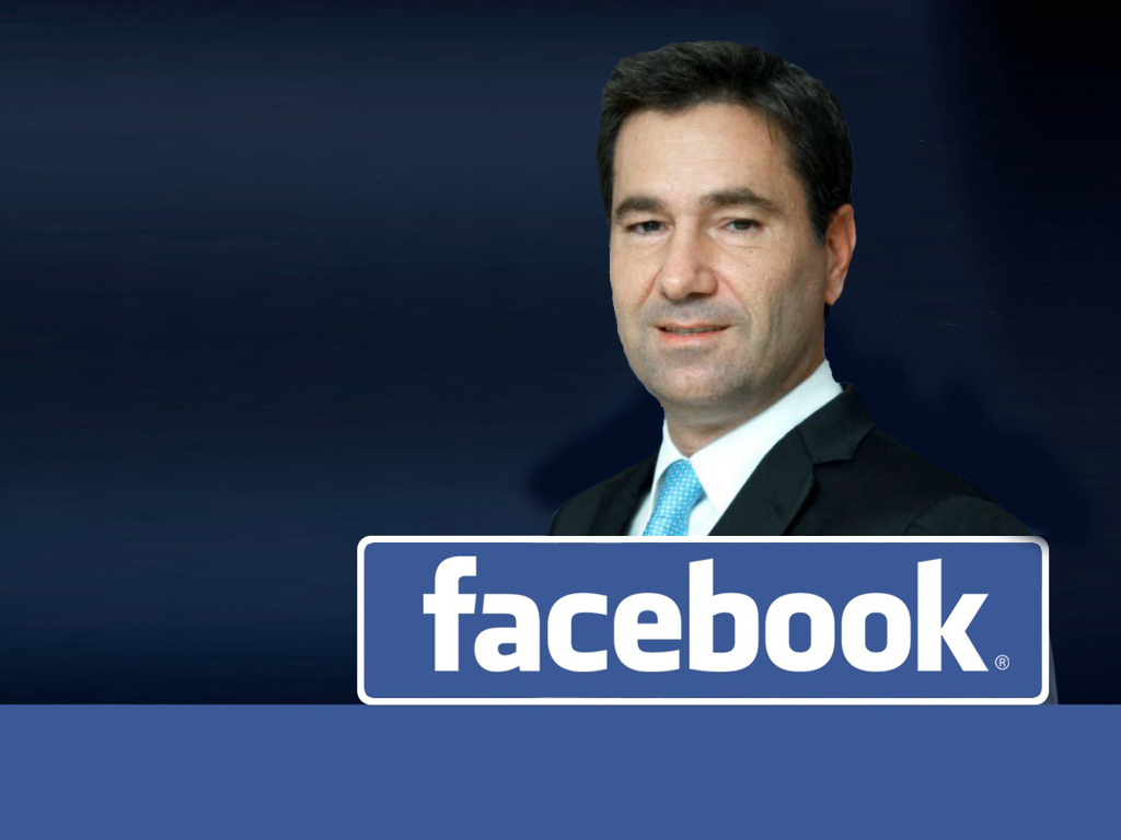 Vice-Presidente do Facebook